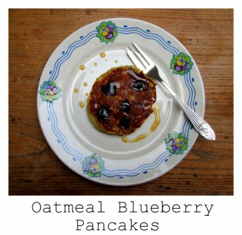 Blueberry Pancakes 046-001