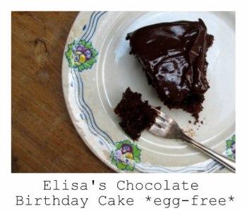 Elisa's Cake