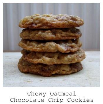 Oatmeal Cookies 047-003