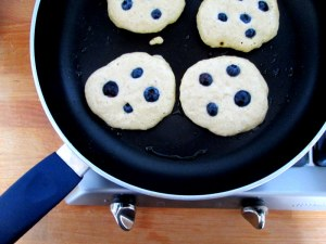 Blueberry Pancakes 039
