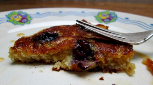 Blueberry Pancakes 049